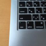 Macのキャプスロックキー(caps)はなんのためにあるのか?