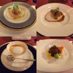 橿原ロイヤルホテル最上階でのフレンチ!美味しい料理と素晴らしい景色を堪能できました【奈良県橿原市】