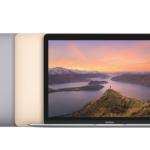 新しい12インチMacBookが登場!スペック向上!Mac初のローズゴールドも