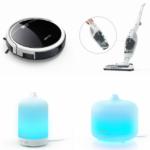Anker(アンカー)が家電事業への参入を発表!第一弾はロボット掃除機、コードレス掃除機、オイルディフューザー2種