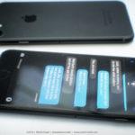 iPhone7で発売が予想される新色「フォーマルブラック」のコンセプト画像