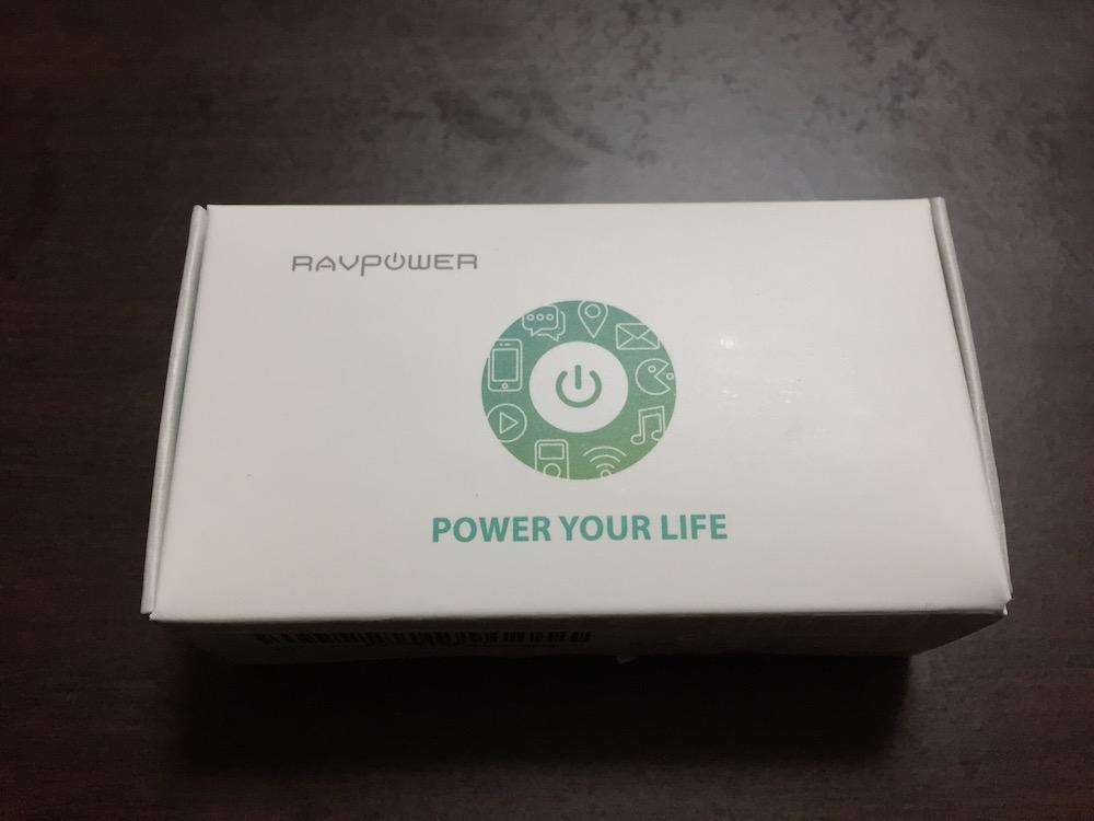 RAVPower USBカーチャージャー