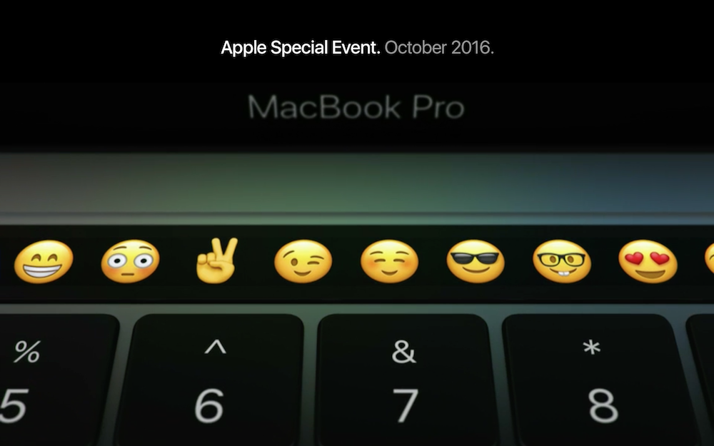 新型MacBook Pro Late2016