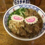 【北九州市小倉グルメ】コシのない美味しい小倉うどんを食べるなら「はるやうどん」