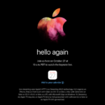 Apple、スペシャルイベントを28日午前2時(日本時間)から開始
