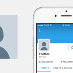 Twitterのプロフィールアイコンが卵型から人型に変更