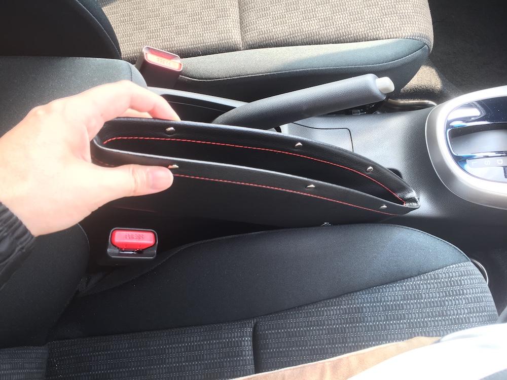 Teyimo 車用シートサイド収納ポケット