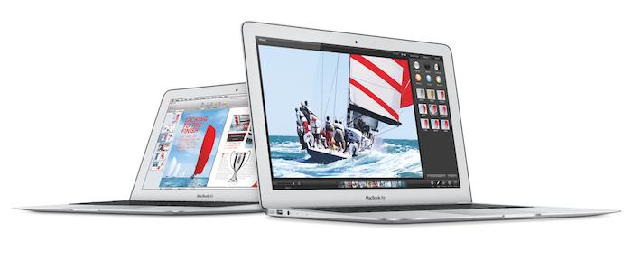 13インチ型MacBook Air