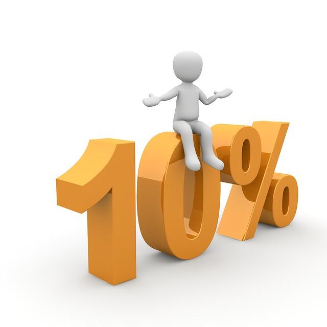 10%SALE