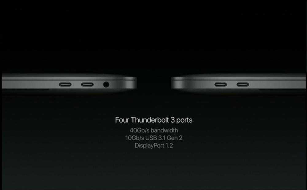 新型MacBook Pro Late2016