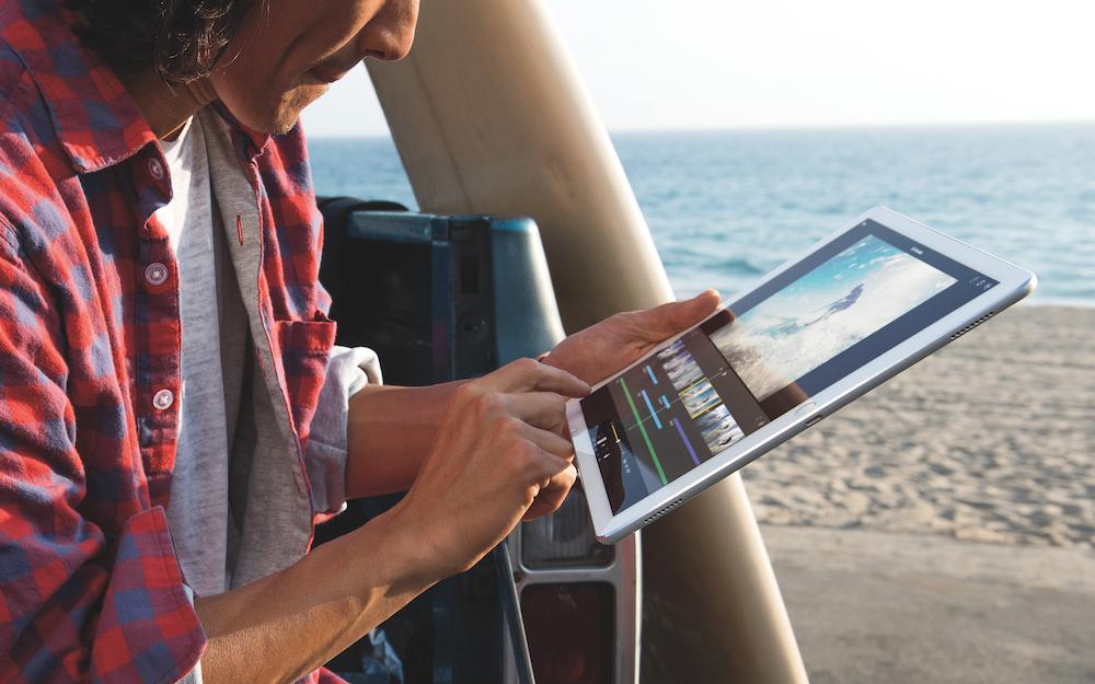 12.9インチ型iPad Pro