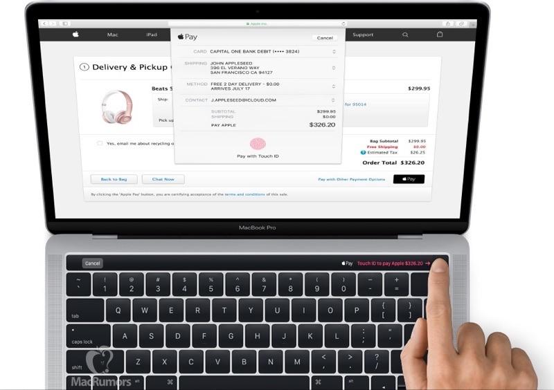 新型MacBook Pro