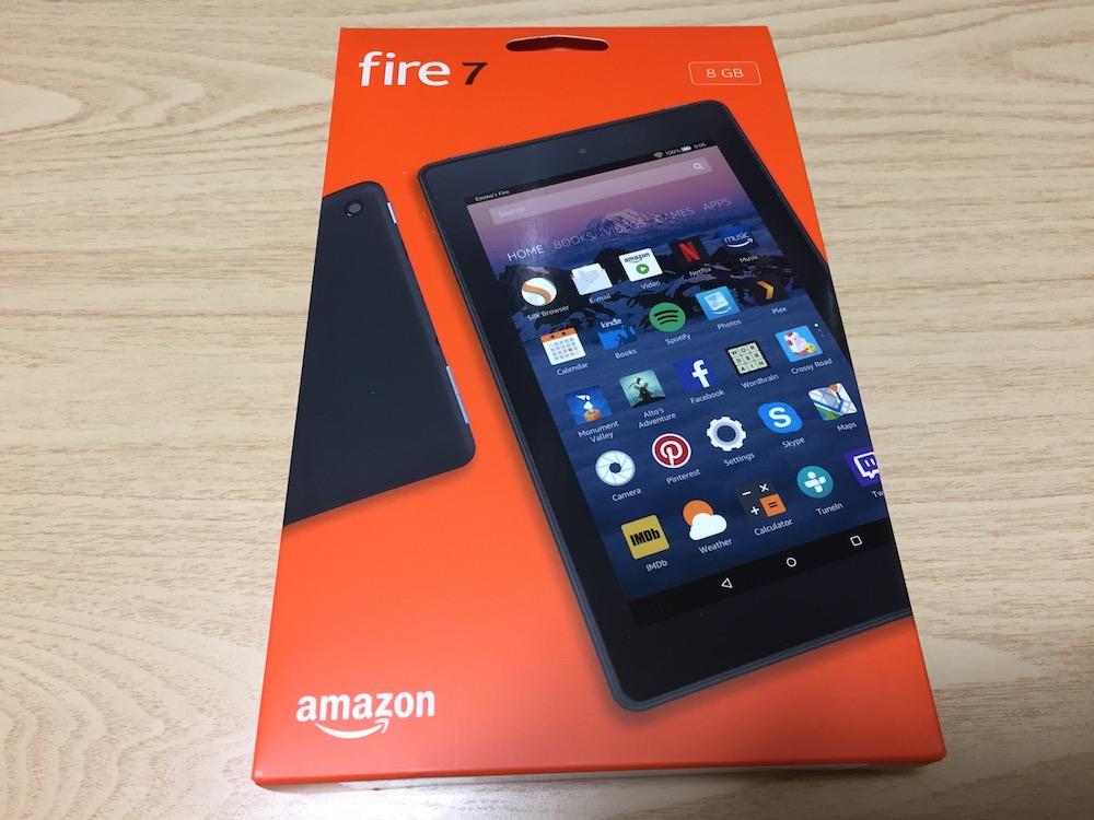Amazon Fire 7 タブレット