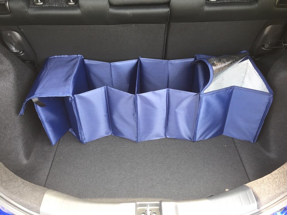 Airbibo 車トランク用収納ボックス